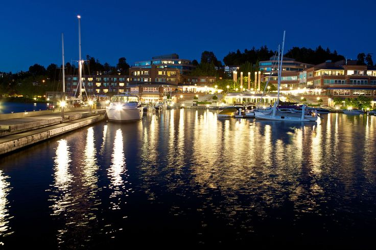 Kirkland Boutique Hotels on Lake Washington | Woodmark Hotel | Hotels near Seattle - It's a yacht club, it's a spa, it's a wedding destination, and a one of a kind hotel experience all rolled into a boutique hotel just 20 minutes North of Seattle right on Lake Washington