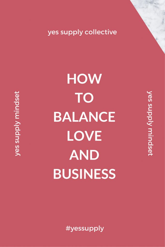 Great career advice and even better advice on living a great life. It's all about balance. Learn how to balance your love life and your business. This post will be sharing five tips on how to balance love and business. For more tips and tricks, be sure to comeback at yessupply.co!