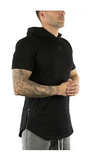 Short Sleeve Tech Hoodie