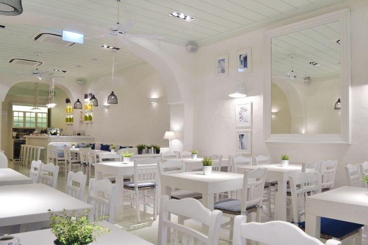Alati restaurant by Zisis Papamichos, Singapore » Retail Design Blog