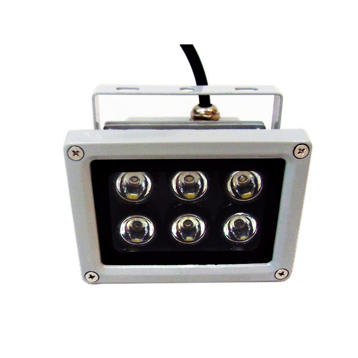 6W led flood light with good tempered glass, single color or RGB is available here. DC12V/AC85-265V is available