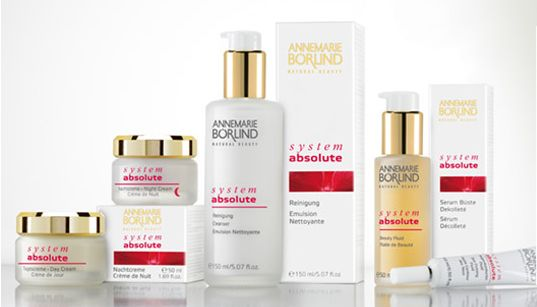 In 1991 ANNEMARIE BÖRLIND introduces a new premium line for particularly demanding skin to the market: system absolute