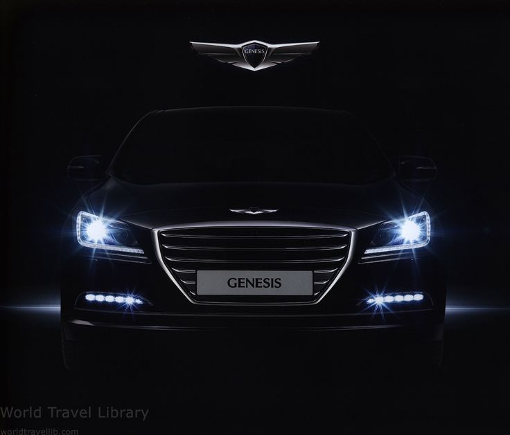 https://flic.kr/p/TfJWWy | Hyundai Genesis; 2015_2