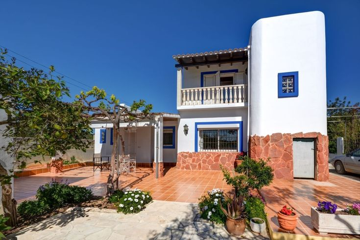 house swimming pool Ibiza Spain