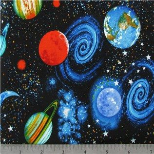 17 best images about space quilts and ideas for on for Outer space fabric by the yard