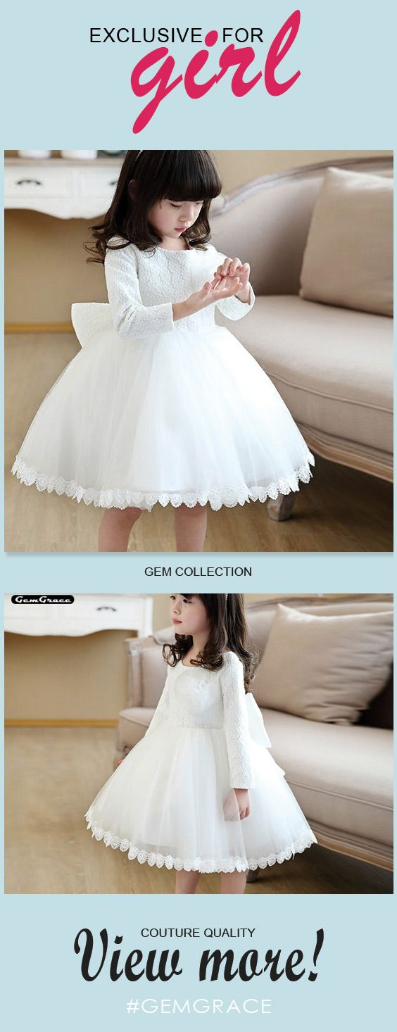 Only $59.99, Flower Girl Dresses Ivory Tutu Princess Flower Girl Dress Elegant Ballgown Pageant Gown #TG7004 at #GemGrace. View more special Flower Girl Dresses,Cheap Flower Girl Dresses now? GemGrace is a solution for those who want to buy delicate gowns with affordable prices, a solution for those who have unique ideas about their gowns. Find out more>>