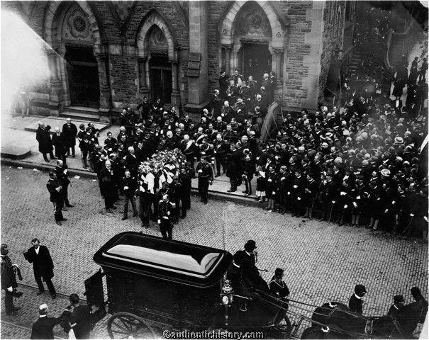 William McKinley   25th U.S. President   Assassinated: September 14, 1901