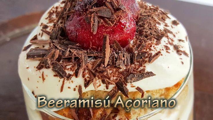 Beeramisú Açoriano