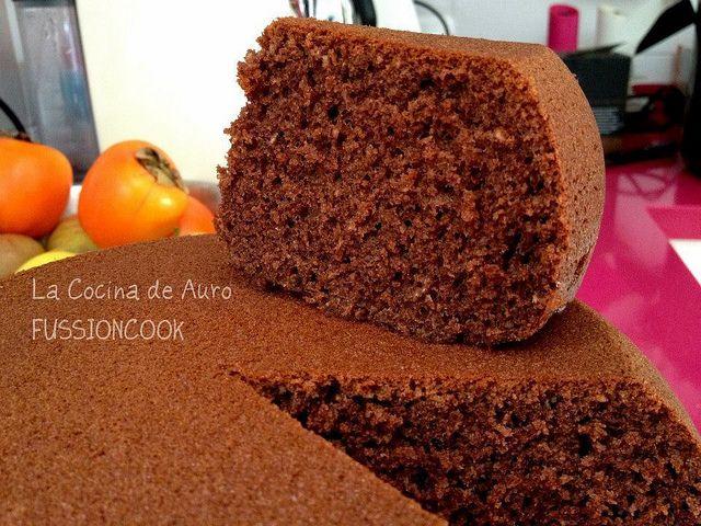 cake de chocolate y coco (4) by auro44, via Flickr