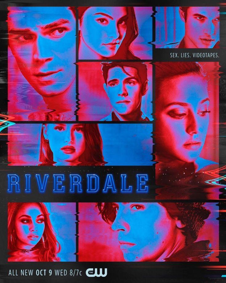 Pin By Moonlight On Riverdale Riverdale Poster Watch Riverdale Riverdale