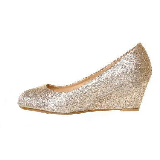 Wedding Wedge Ivory Wedding Wedges Wedge Shoes Wedges Bridal Wedge Glitter Wedge  Shoes Glitter Wedding Wedges Wedding Shoes Ivory Glitter