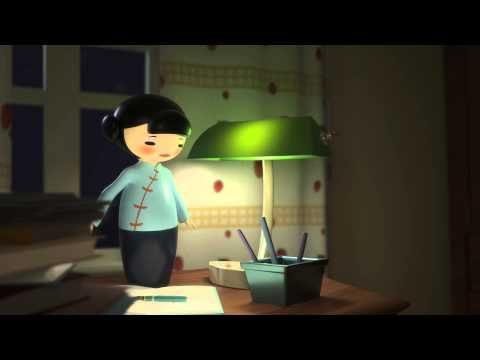 """CGI 3D Animated Short HD: """"The Easy Life"""" - by Jiaqi Xiong - YouTube"""