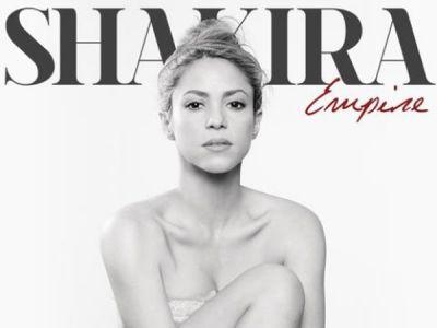 "Shakira Rocks Out On ""Empire"": Listen To Her Kooky New Single"