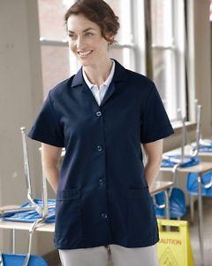 Hospitality Smock    #WorkWear #WorkGear #uniforms #stylish #professional #ServiceSector #ServiceProfessionals #workforce #classic #modern #traditional #hotelUniform #WaitressUniform #WaiterUniform #BartenderUniform #MaidUniform #JanitorUniform #ChefUniform #RestaurantUniform #Chef