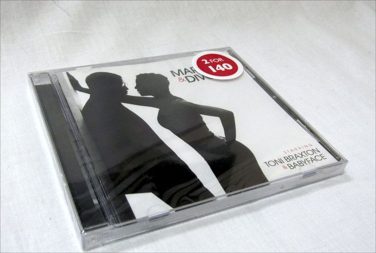 Musica: Toni Braxton & Babyface CD R79.95