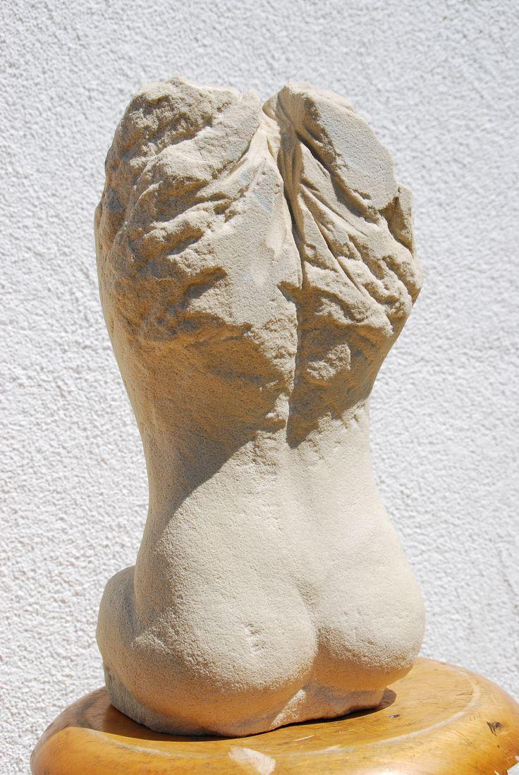 babs, by  Grzegorz Nadolski, stone