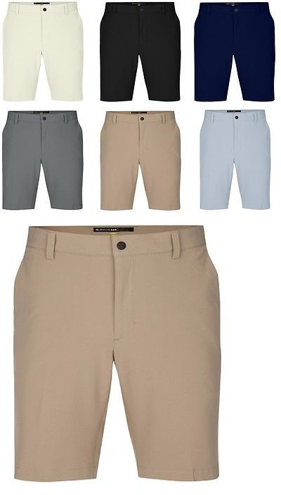 Shorts 181139: Greg Norman Micro Lux Golf Shorts Mens Style #G7s6h900 -2016- Pick Color And Size -> BUY IT NOW ONLY: $35.95 on eBay!