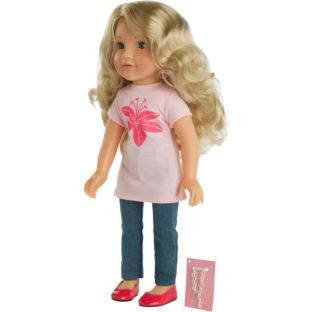 Buy Chad Valley DesignaFriend Doll Lily at Argos.co.uk - Your Online Shop for Dolls.