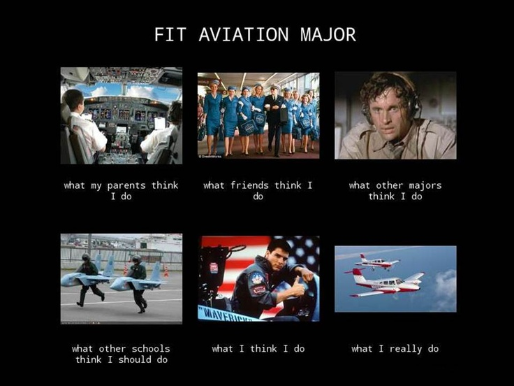 Amen! Oh the life of an aviator...