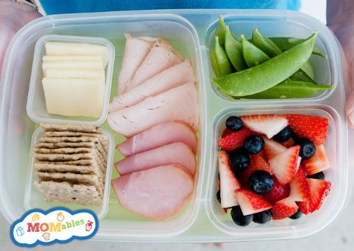 Great tips for keeping your kids lunch REAL – real food and real fun!