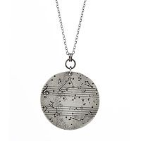 MUSIC UNDER THE STARS NECKLACE UncommonGoods
