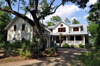 Lowcountry Architect: Contemporary dog Trot