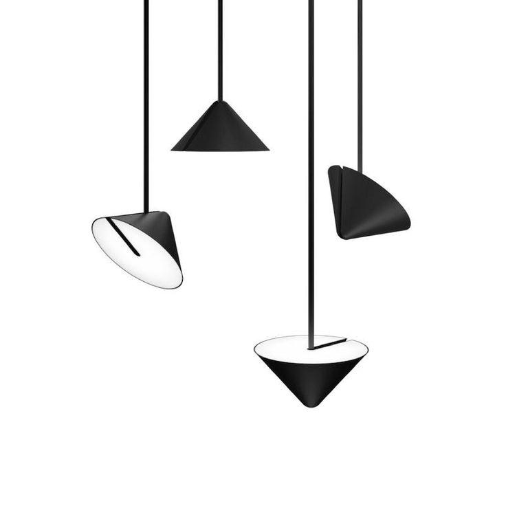 XAL NOD 2700K Hanglamp zwart by XAL in Hanglampen - Binnenverlichting