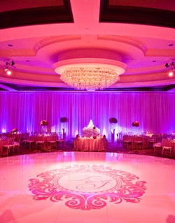 Pay Attention To Your Reception Dance Floor This Big Wedding Element Is A Canvas That Allows You Be Creative And Can When Done Right Take Recept
