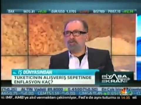 CNBC-E'de Melda Yücel'in sunduğu İş Dünyasından programına konuk olan Sezon Pirinç YKB Mehmet Erdoğan kuraklığın tarım ürünleri üzerine etkisini ve gıda enflasyonunu değerlendirdi.