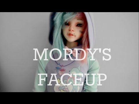 (1) BJD April Story maquillaje - YouTube