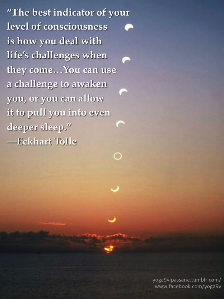 Image result for eckhart tolle sleepy quotes