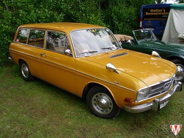 Audi 60 Variant (1968-1972)