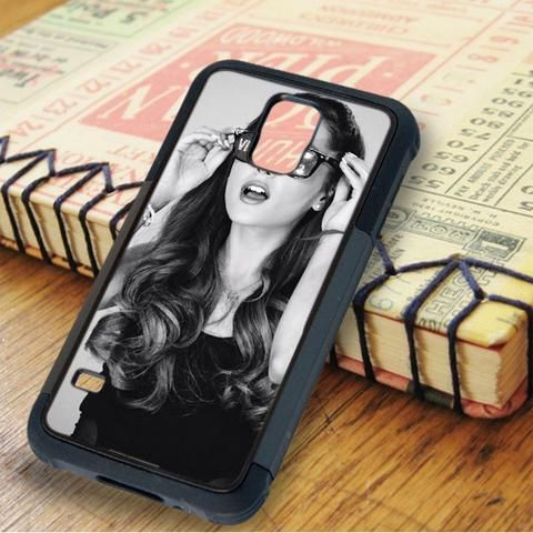 Ariana Grande Sunglasses Samsung Galaxy S5 Case