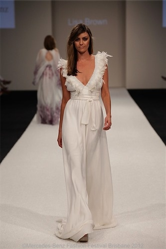FLORENCE White Dress @byLisaBrown