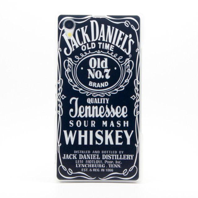 Πλαστική Θήκη Jack Daniels Plastic Case (Xperia Z1) - myThiki.gr - Θήκες Κινητών-Αξεσουάρ για Smartphones και Tablets - Jack Daniels