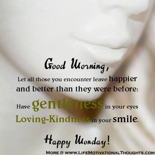 Image result for good morning monday quotes