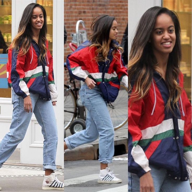 """MEFeater Magazine (@mefeater) on Instagram: """"Malia Obama out in NYC"""""""