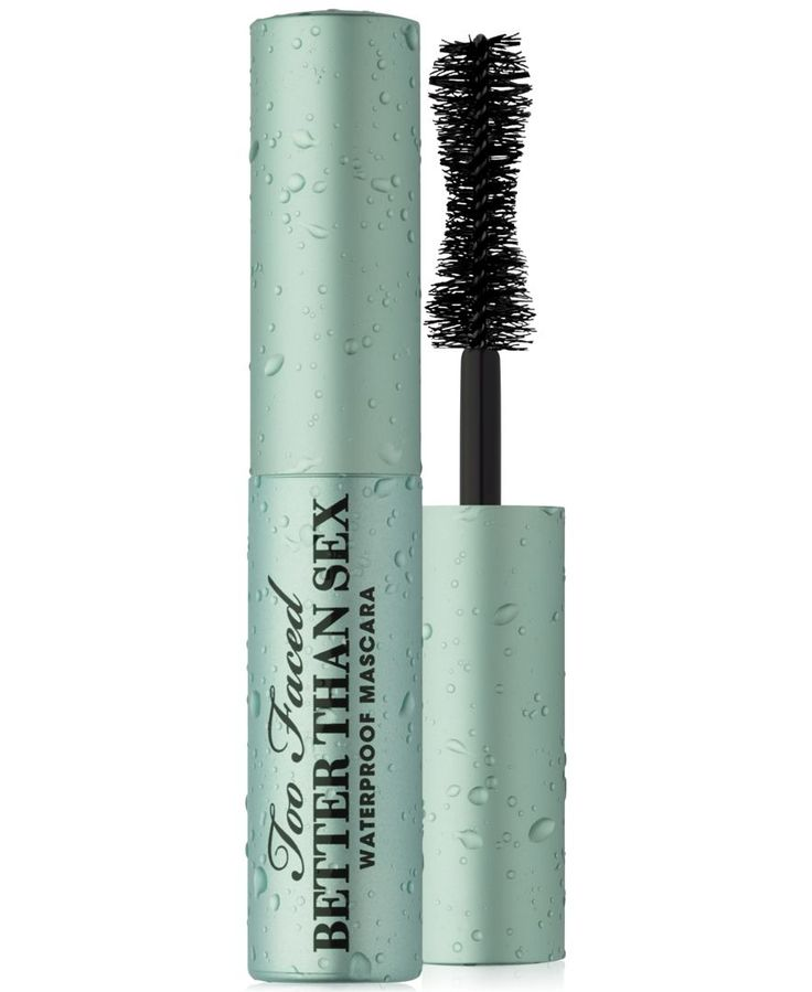 Go ahead and cry happy tears, Better Than Sex Mascara is waterproof! Our iconic…