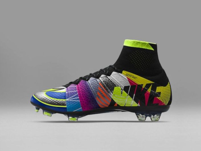 What The Mercurial cleats