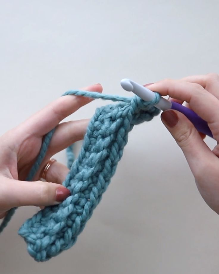 Crochet the thermal stitch for thick potholders, afghans, blankets, and other pr…