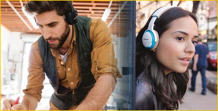 Casque Supra-Aural Bose SoundLik On-Ear #bose #soundlink #onear #casque #supra-aural