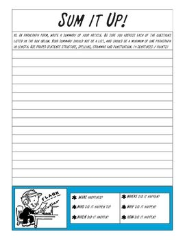 Printables Current Events Worksheet 1000 ideas about current events worksheet on pinterest social for middle high school free httpcatchup