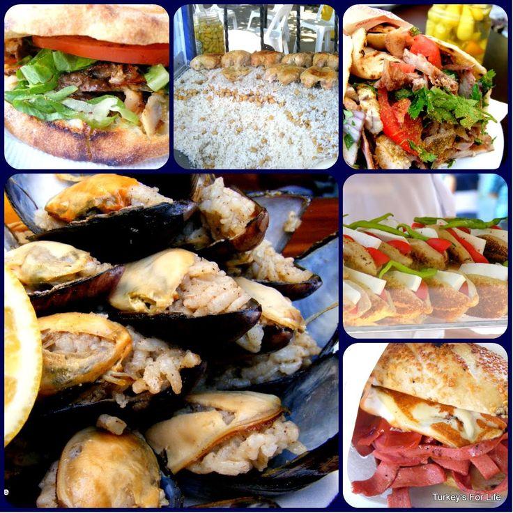 #Izmir Street Food