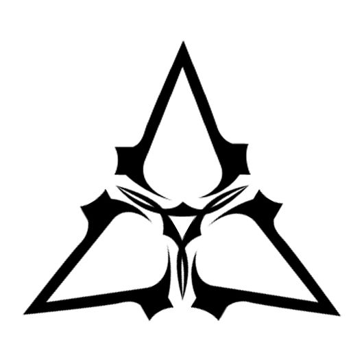 Assassin's Creed Logo | Assassin's Creed symbol VI by midtown2