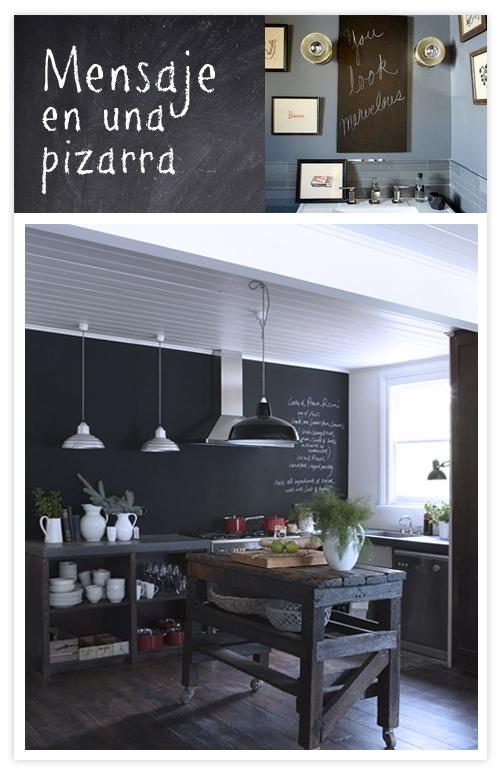 M s de 1000 ideas sobre asadores rusticos en pinterest - Pizarra decoracion pared ...