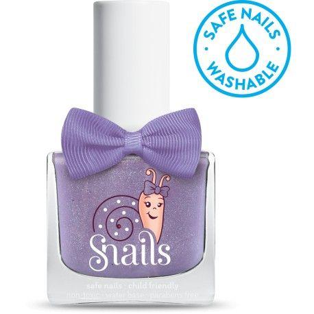 Lak na nehty pro děti na vodní bází Purple Comet