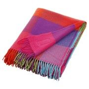 Avoca - Cashmere Mix Throw Silken Multi