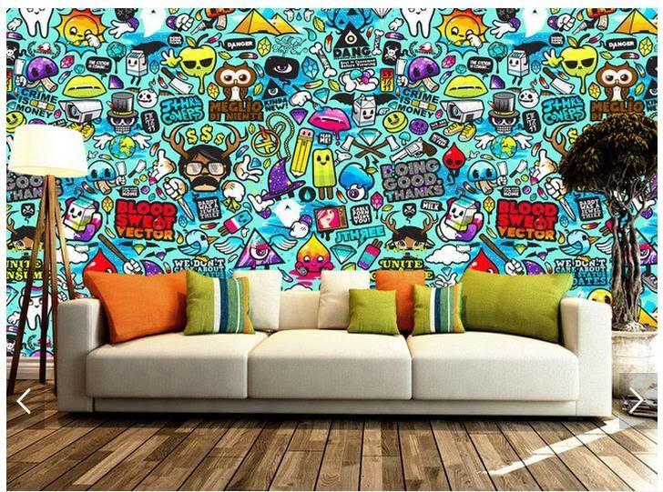 Paling Keren 11+ Wallpaper Dinding 3d Bergerak di 2020