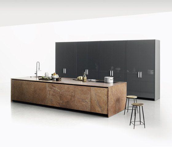 Island kitchens | Kitchen systems | Xila | Boffi | Luigi Massoni. Check it out on Architonic ...