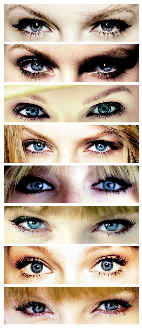 Beautiful eyes <3 your beautiful eyes stare right into mine